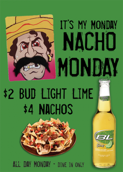 Nacho-monday